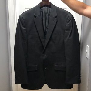 Men's black Izod blazer